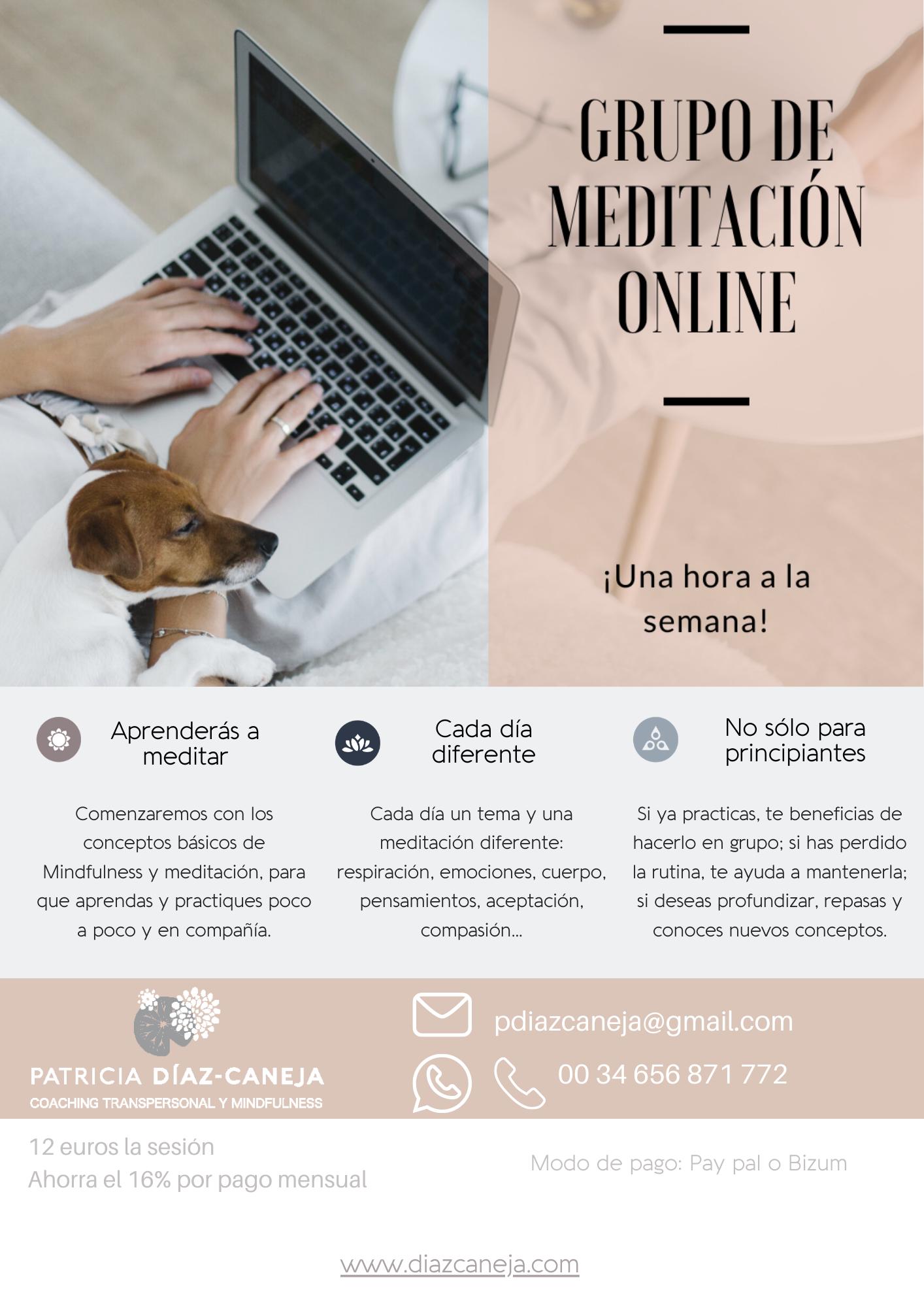 Meditación online